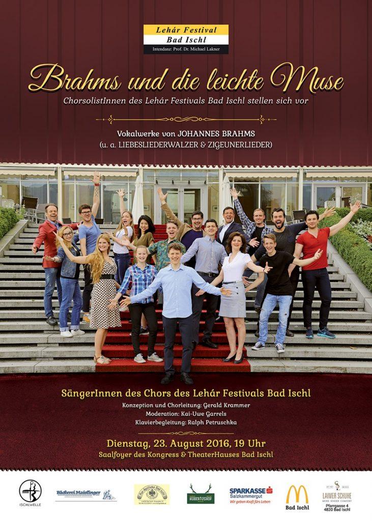 Brahms und die leichte Muse