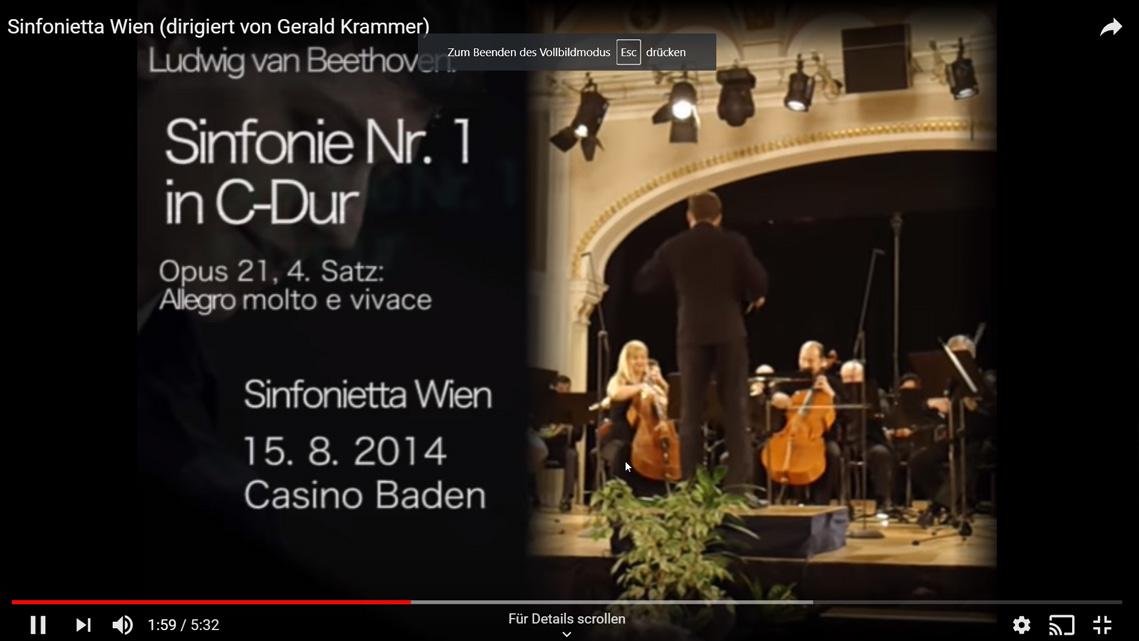 Sinfonie Nr. 1