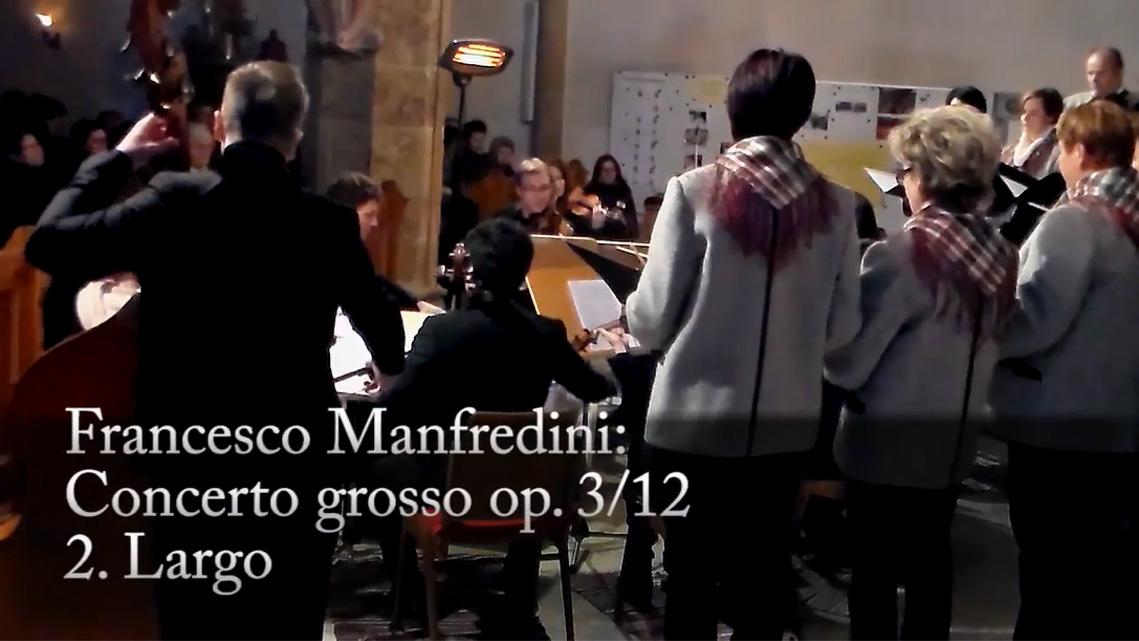 concerto Grosso op.3/12. 2. Largo