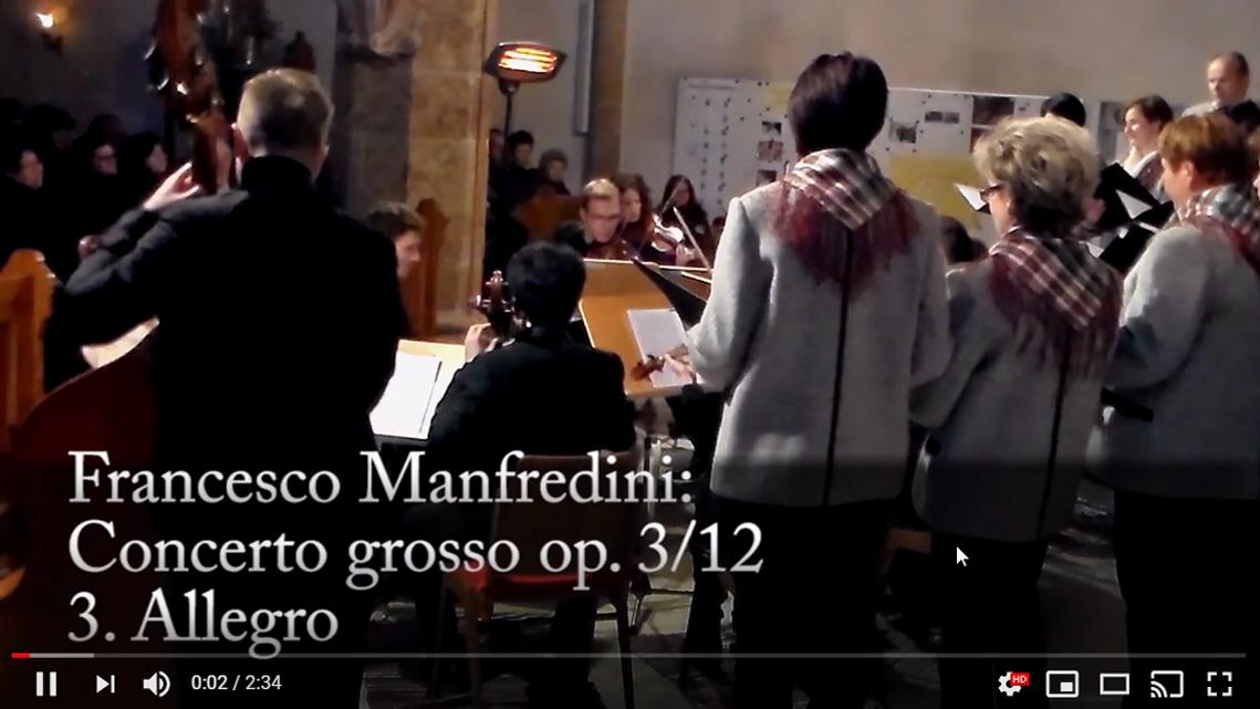 concerto Grosso op.3/12. 3. Allegro